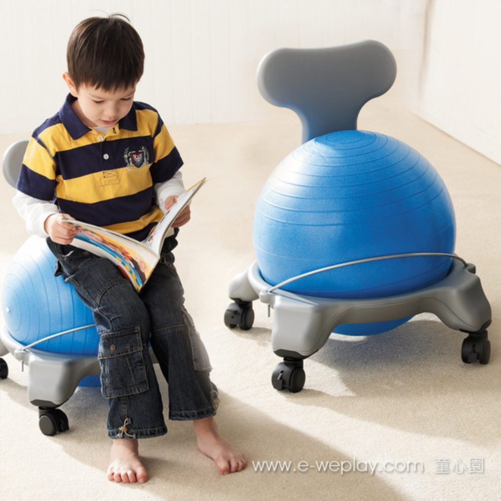 Weplay身體潛能開發系列【創意互動】摩登球椅子(大) ATG-KE0311