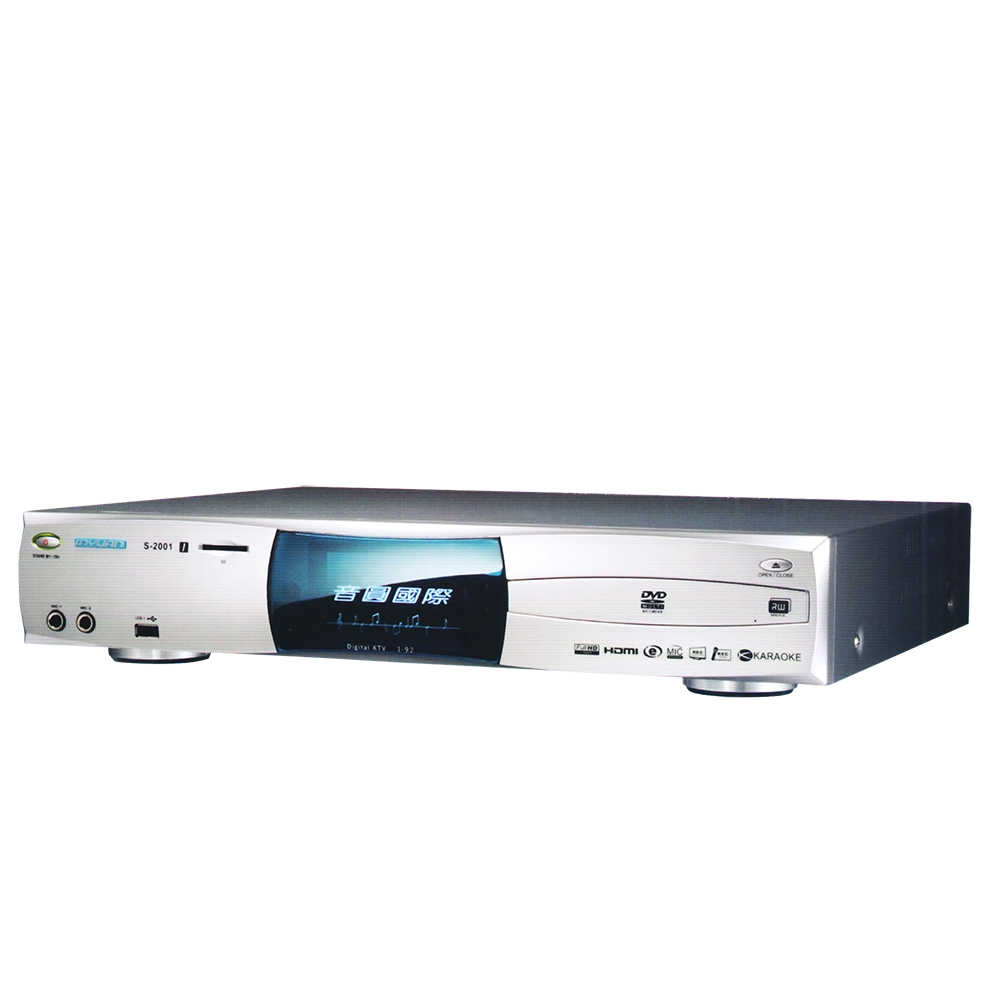 音圓 2000G 旗艦級電腦伴唱機(I-92)