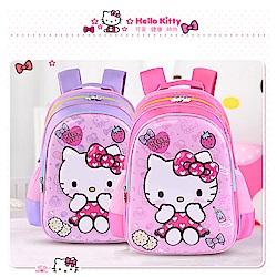 Hello Kitty 立體護脊書包