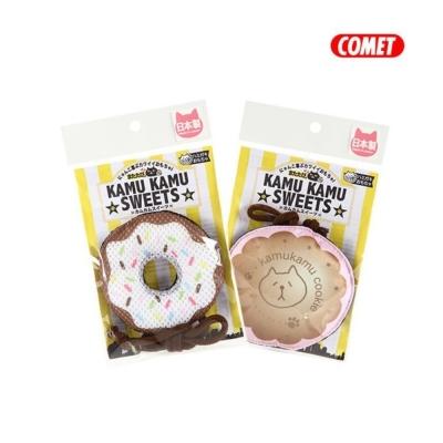 日本COMET 木天蓼玩具 來刷牙2 小點心 (隨機出款)