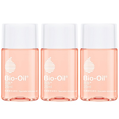 Bio-Oil百洛 護膚油25ml(3入)