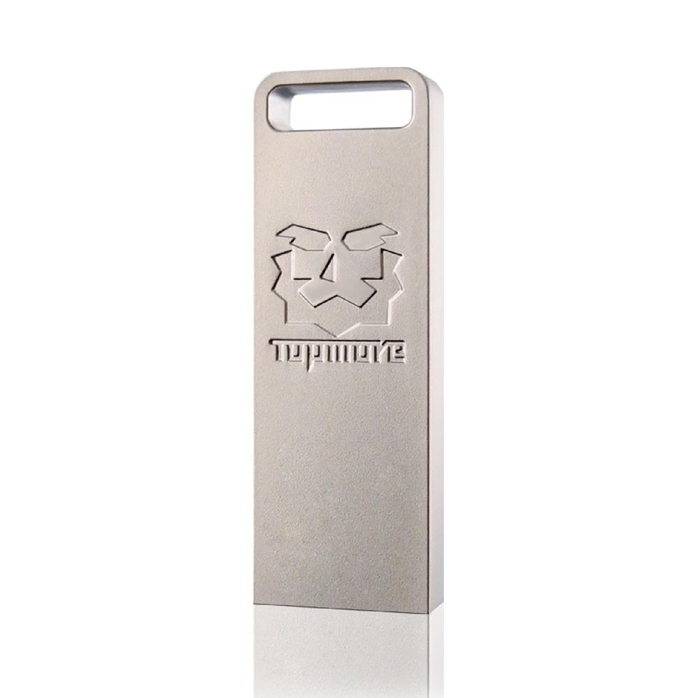 達墨TOPMORE ZX USB3.0 32GB 鋅合金隨身碟