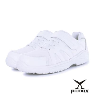 PAMAX帕瑪斯【頂級專利氣墊、透氣布面止滑鞋】黏貼、夜間反光-PP668A09