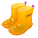 Stample日本製兒童果凍雨鞋(黃) product thumbnail 1