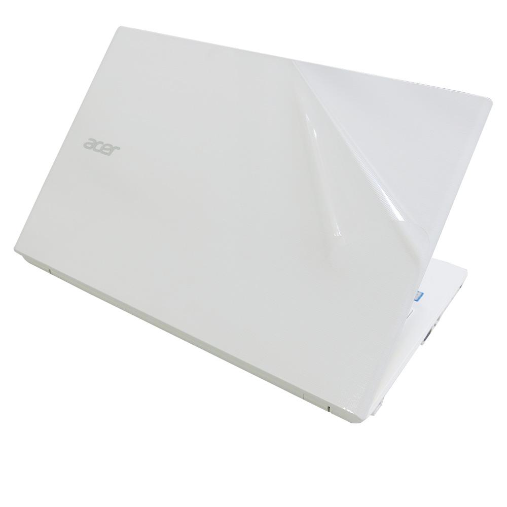 EZstick ACER Aspire E15 E5-574 白色機種專用 二代透氣機身膜