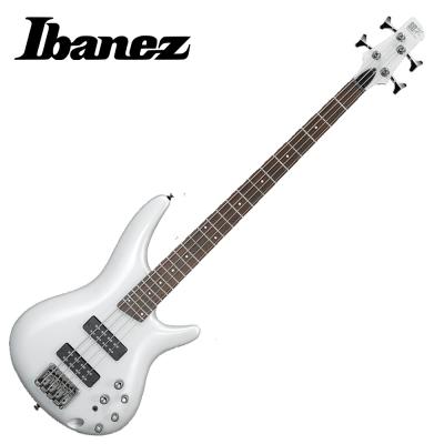 IBANEZ SR300E PW 珍珠白色四弦電貝斯
