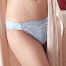 蕾黛絲-蜜糖輕真水搭配低腰內褲 M-L(天空藍)