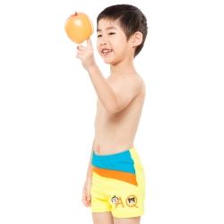 Aquanaut奧可那泳裝 可愛AQ猴熊泳褲