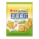 義美 天然取向蔬菜蘇打餅乾(300g) product thumbnail 1