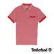 Timberland 男款酒紅色造型小口袋短