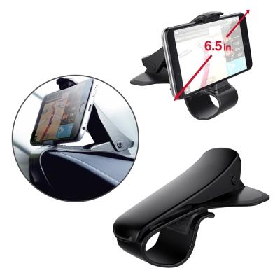 AISURE 汽車儀錶板手機支架 手機夾 GPS導航 車用懶人夾 ( 6 . 5 吋適用)