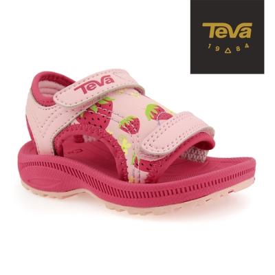 TEVA 美國 寶寶 Psyclone 4 運動涼鞋(草莓紅)