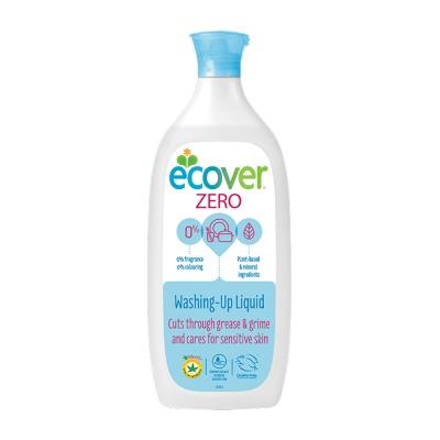 ECOVER宜珂 無添加低敏洗碗精ZERO 500ml