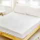 PLAYBOY 造型壓花防水透氣一件式床包式保潔墊 - 雙人