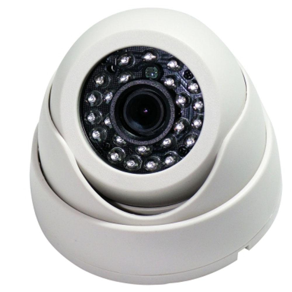 【KINGNET】監視器攝影機-全民監控2號 24夜視紅外線燈 600條晶片