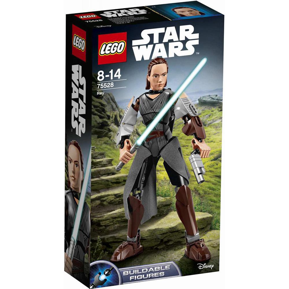 樂高LEGO星際大戰系列 - LT75528 Rey