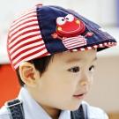 韓版-小青蛙帥氣貝雷帽