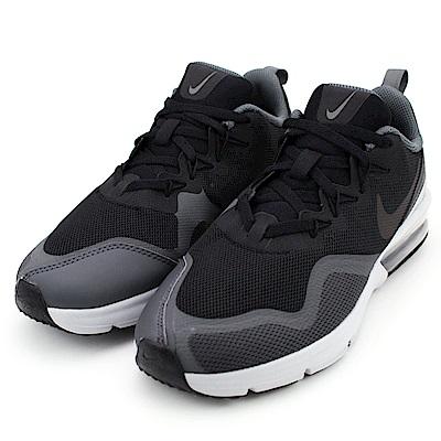 NIKE-女籃球鞋AA8126001-黑灰