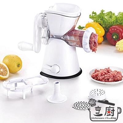 烹廚 多功能絞肉做麵條灌香腸器 A489-1
