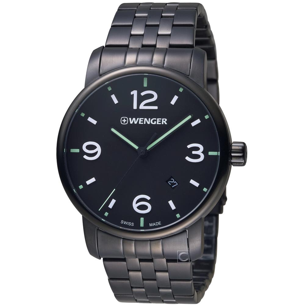 WENGER Urban Metropolitan都會系列腕錶(01.1741.119)