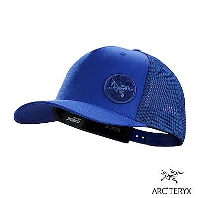 Arcteryx 始祖鳥 24系列 Logo棒球帽 漂流藍