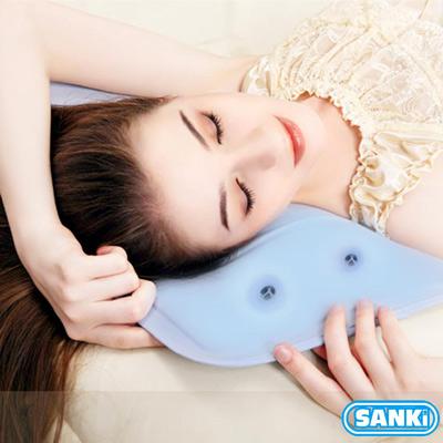 三貴SANKI 低反發冰涼枕座墊散熱加強版(30x40cm/0.8kg)