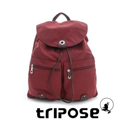 tripose MOVE系列輕量防潑水機能後背包(大) 紅