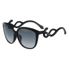 Roberto Cavalli 設計款太陽眼鏡(黑色)