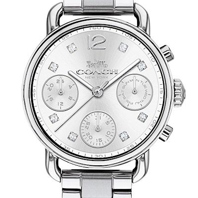 COACH 經典馬車系統手腕錶/14502942