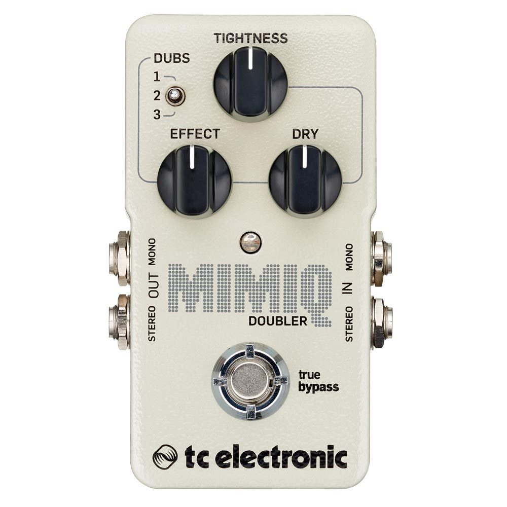 tc electronic Mimiq Doubler 效果器