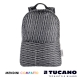 TUCANO X MENDINI 設計師系列超輕量折疊收納後背包-黑 product thumbnail 1