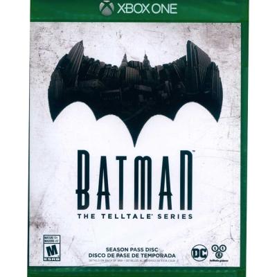 蝙蝠俠:秘密系譜 Batman The Telltale -XBOX ONE 中英文美版