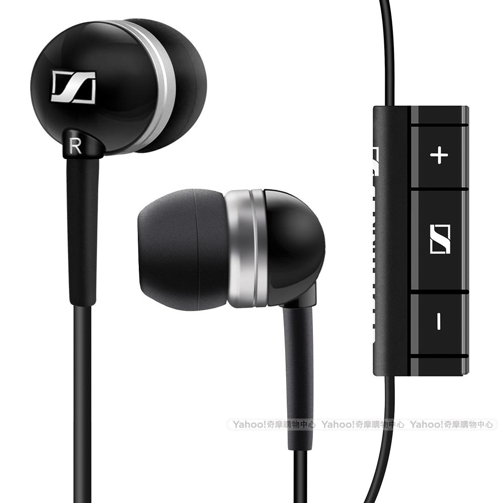 SENNHEISER MM30i iPhone 黑色專用耳機