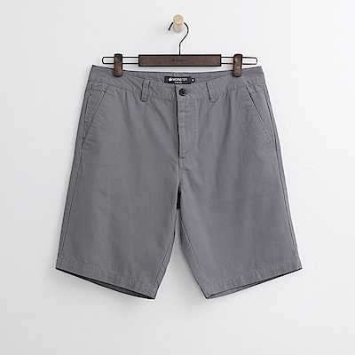 Hang Ten - 男裝 - 百慕達休閒短褲-灰色
