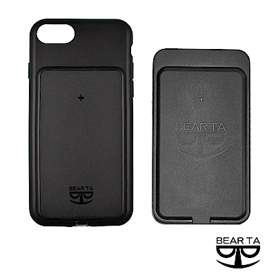 BEAR TA 15W無線快充電 車充組(iPhone7/7Plus)