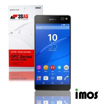 iMos 3SAS SONY Xperia C5 Ultra超抗潑水疏油效果保護...