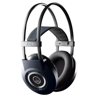 AKG-K99-Semi-Open-Headphone-半開放式-頭戴耳機
