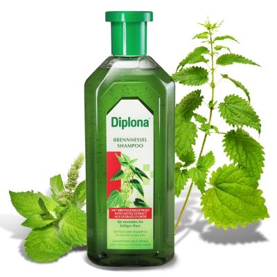 德國 Diplona專業沙龍級大蕁麻植萃洗髮精
