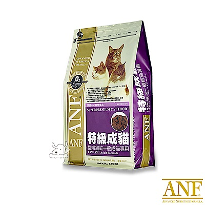 ANF 愛恩富 特級成貓配方 貓糧 7.5kg X 1包