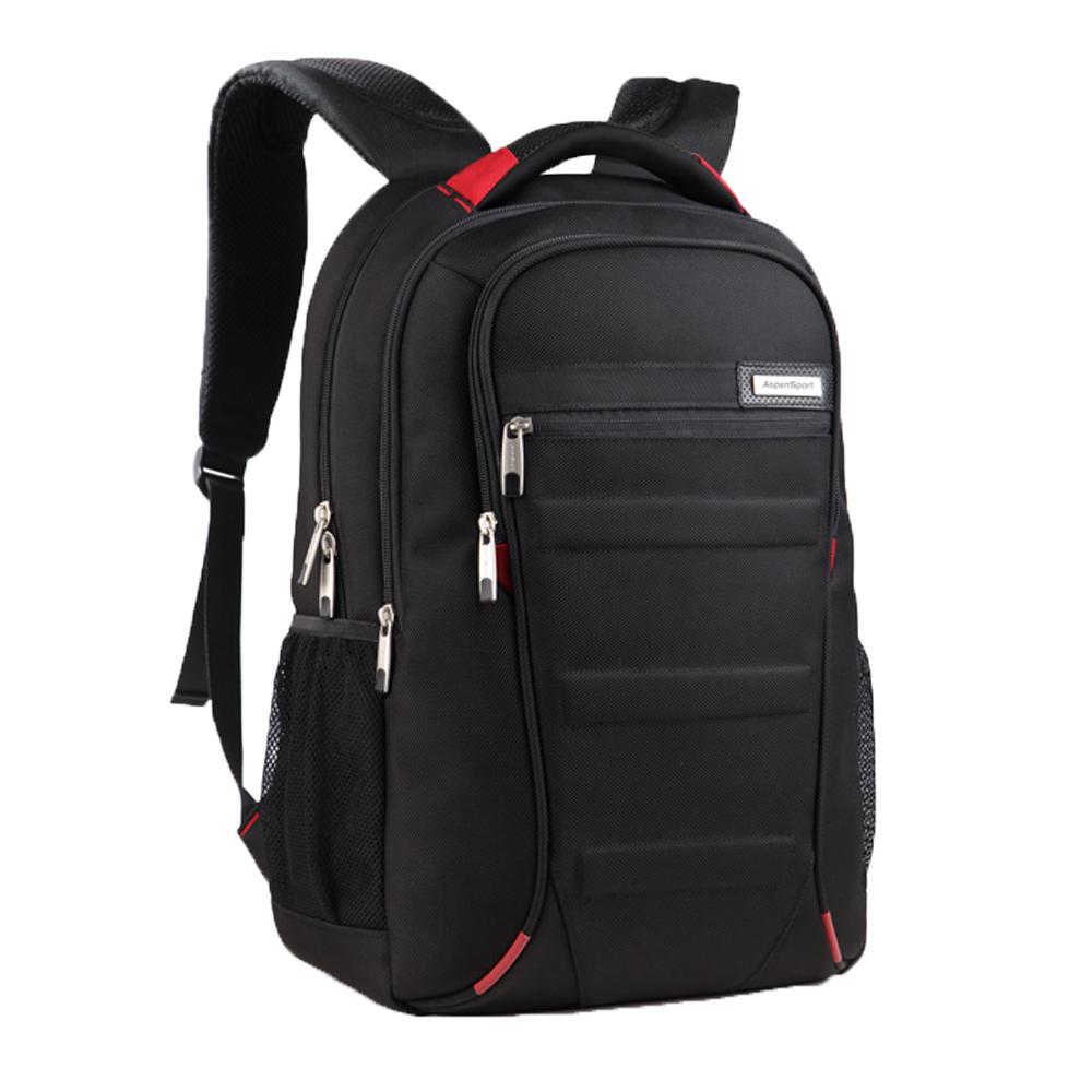 PUSH!商務旅遊箱包用品防水雙肩背包電腦包商務包旅遊包學生書包U48