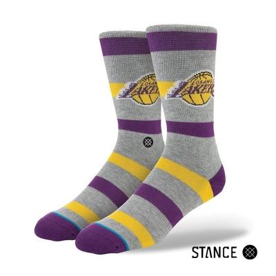 STANCE LAKERS 2-男襪-NBA球隊襪