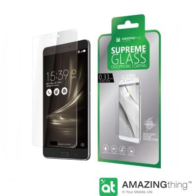 AmazingThing Asus ZenFone 3 Ultra 全包覆強化玻璃保護貼
