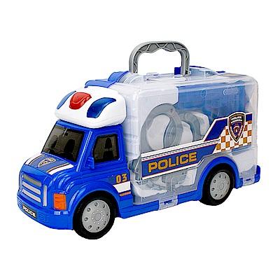 兒童玩具 聲光警車配件組 661-173