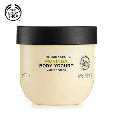 The Body Shop 辣木籽更新保水美肌優格200ML