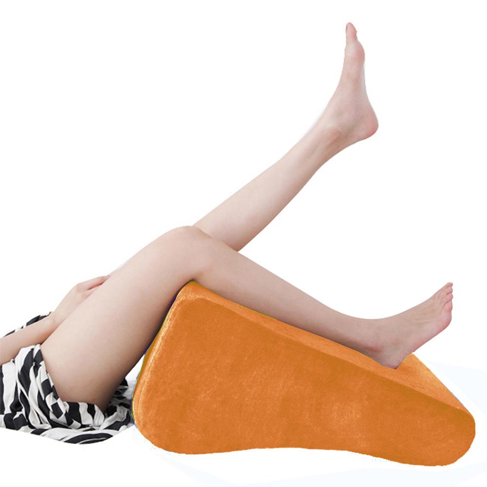 美人心機 台灣製纖腿枕/靠枕/抬腿枕 (駝色)
