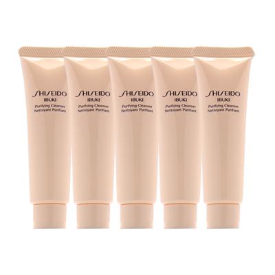 SHISEIDO-資生堂-新漾美肌-淨嫩潔膚皂30ml-5