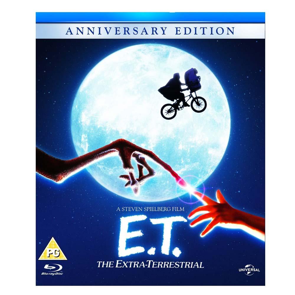 E.T. 外星人 E.T. The Extra-Terrestrial  藍光 BD