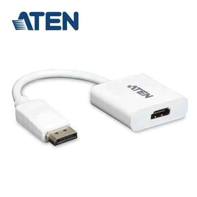 ATEN DisplayPort 轉 HDMI 轉接器(VC985)
