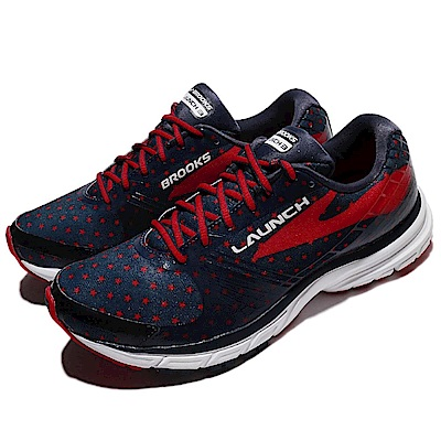 BROOKS 慢跑鞋 Launch 3代 男鞋