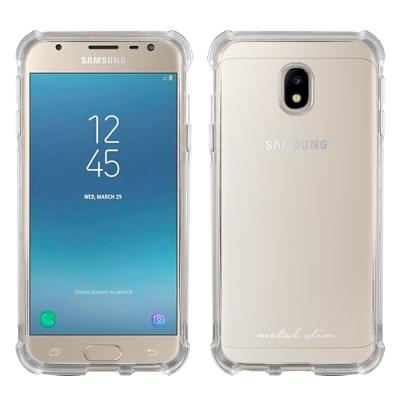 Metal-Slim Samsung GALAXY J3 Pro 強化防摔抗震空...